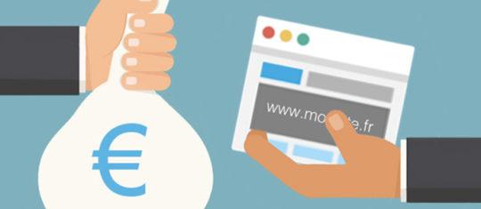 vendre ou acheter un site web