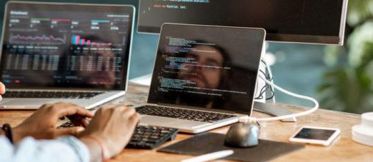 Développement d'un site web